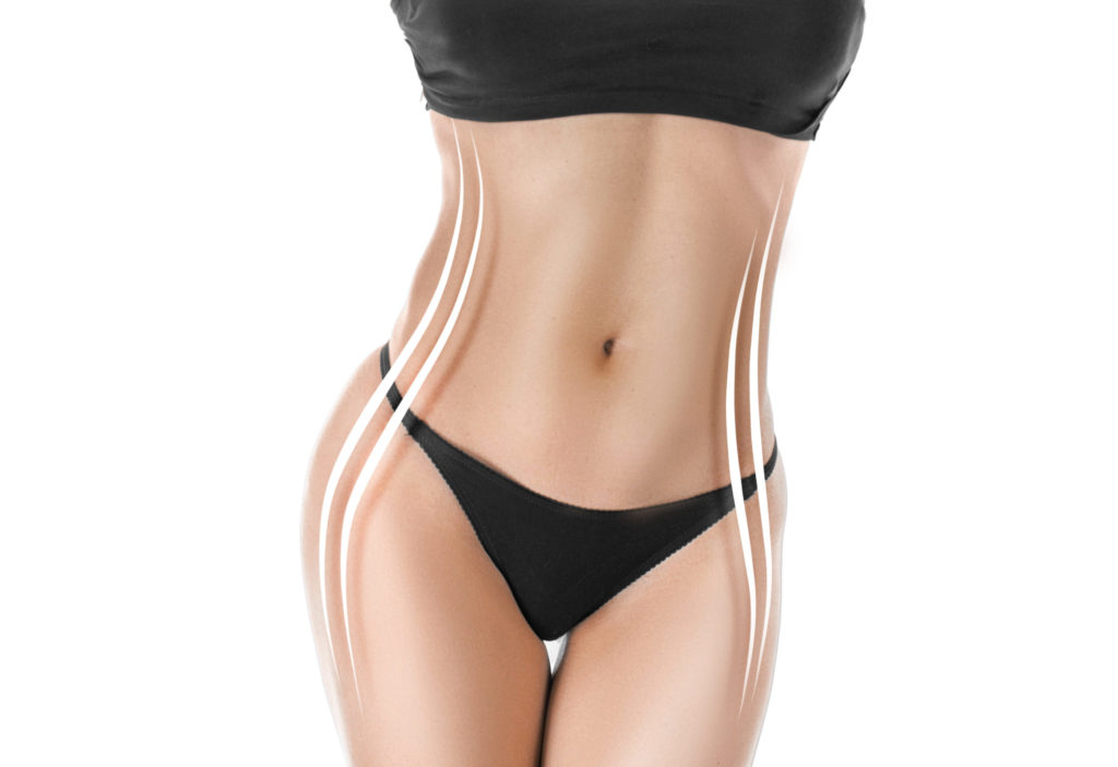 coolsculpting® flank and thigh diagram westbrook, connecticut